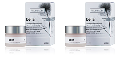 BELLA NIGHT night-time action treatment repairs & anti-dark spots  Bella Aurora