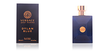 Versace DYLAN BLUE eau de toilette spray 100 ml