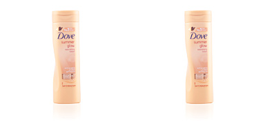 SUMMER GLOW nourishing lotion #fair to medium skin 250 ml Dove
