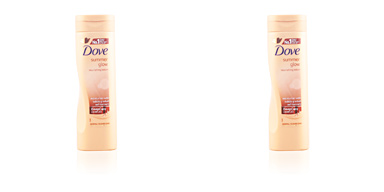 SUMMER GLOW nourishing lotion #medium to dark skin Dove