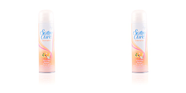 Gillette WOMAN SATIN CARE RADIANT APRICOT gel depilación 200 ml