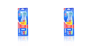 ALL ROUNDER CLEAN brosse à dents #douce Oral-b