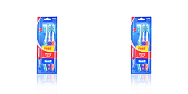 ALL ROUNDER CLEAN cepillo dental #medio 3 pz Oral-b