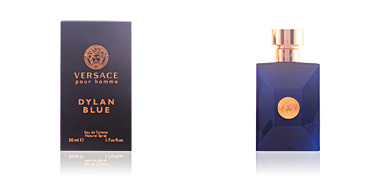 Versace DYLAN BLUE eau de toilette spray 50 ml