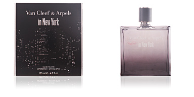 Van Cleef VAN CLEEF IN NEW YORK edt vaporizador 125 ml