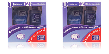 Clean & Clear CLEAN & CLEAR PUNTOS NEGROS LOTE 2 pz