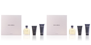 Dolce & Gabbana DOLCE & GABBANA POUR HOMME LOTE 3 pz