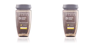 Kérastase HOMME CAPITAL FORCE bain vita-énergisant 250 ml