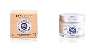 Face moisturizer SHEA BUTTER shea ultra rich face cream L'Occitane