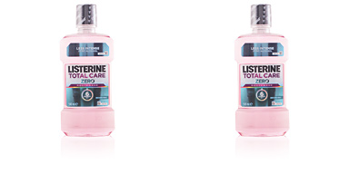 TOTAL CARE ZERO 0% alcohol enjuague bucal 500 ml Listerine