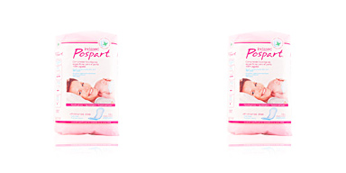 Umschlag POSPART 100% cotton specific sanitary towels first days Indasec