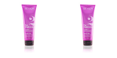 Mascarilla con keratina BE FABULOUS hair recovery step2 Revlon