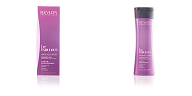 BE FABULOUS recovery cream shampoo 250 ml Revlon