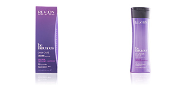 Revlon BE FABULOUS daily care fine hair cream conditioner 250 ml