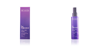 Traitement capillaire BE FABULOUS daily care fine hair volumen spray Revlon