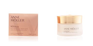 Anti aging cream & anti wrinkle treatment ROSÂGE rich repairing cream SPF15 Anne Möller
