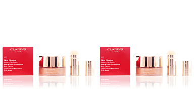 Polvos sueltos SKIN ILLUSION powder Clarins