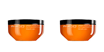Hair mask for damaged hair URBAN MOISTURE hydro-nourishing treatment dry hair Shu Uemura
