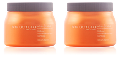 URBAN MOISTURE hydro-nourishing treatment dry hair Shu Uemura