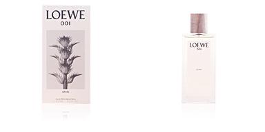 LOEWE 001 MAN eau de parfum vaporizador 100 ml Loewe
