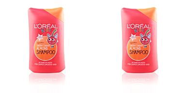 L'ORÉAL KIDS cheeky cherry almond shampoo 250 ml L'Oréal