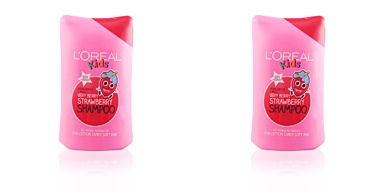 L'ORÉAL KIDS very berry strawberry shampoo 250 ml L'Oréal