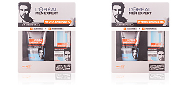 MEN EXPERT HYDRA ENERGETIC BARBER SHOP LOTE 2 pz L'Oréal
