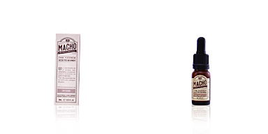 The Macho Beard Company THE FARMER beard oil 10 ml