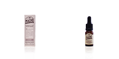 Soin de la barbe SUMMER OF LOVE beard oil Macho Beard Company