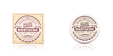 MUSTACHE hard wax Macho Beard Company