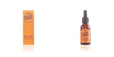 The Macho Beard Company MEDITERRANIAN beard oil 30 ml