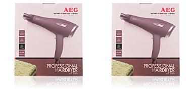Secador de cabelo SECADOR DE PELO HT 5580 #gris Aeg