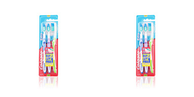 EXTRA CLEAN cepillo dientes #medium 3 uds Colgate
