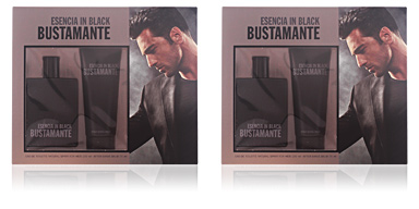 Bustamante ESENCIA IN BLACK COFFRET 2 pz
