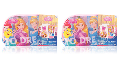 Cartoon PRINCESAS DISNEY ZESTAW perfum