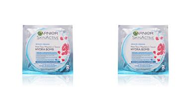 Mascarilla Facial SKINACTIVE HYDRABOMB mask revitalizante hidratante Garnier
