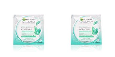 Garnier SKINACTIVE HYDRABOMB mascarilla facial hidratante matificant