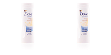Dove ESSENTIAL NOURISHMENT loción corporal piel seca 400 ml