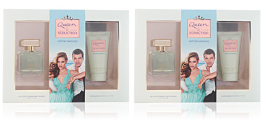 Antonio Banderas QUEEN OF SEDUCTION SET perfume