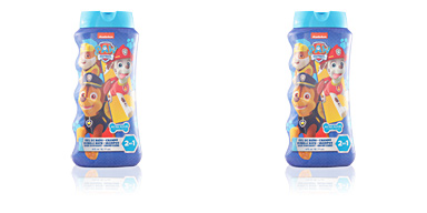 Shower gel PAW PATROL bubble bath shampoo 2 in 1 Cartoon