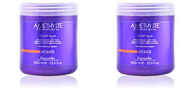 Hair mask for damaged hair AMETHYSTE velvet mask Farmavita