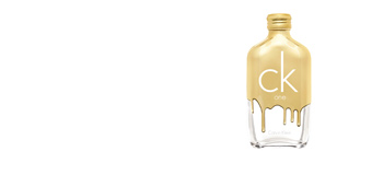 CK ONE GOLD eau de toilette spray Calvin Klein