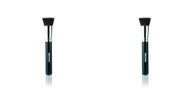 Makeup brushes BROCHA MAQUILLAJE kabuki plana pelo sintético Beter