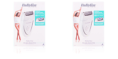 Babyliss PERFECT LISS simple head depilator G800E