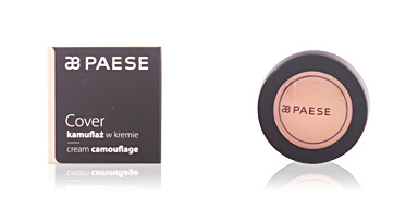 COVER KAMOUFLAGE cream Paese