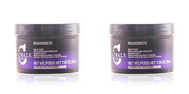 CATWALK violet mask for blondes and highlights Tigi