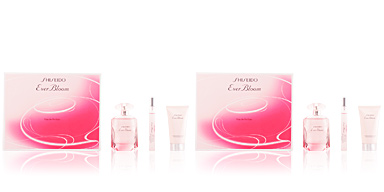 Shiseido EVER BLOOM LOTE 3 pz