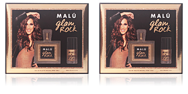Singers MALÚ GLAM ROCK COFFRET 2 pz