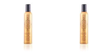 Hair Styling Fixers OROFLUIDO curly mousse strong hold Orofluido