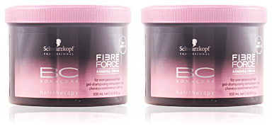 Hair mask for damaged hair BC FIBRE FORCE bonding cream Schwarzkopf